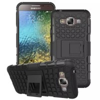 Samsung galaxy E5 E7 soft case casing back cover bumper RUGGED ARMOR
