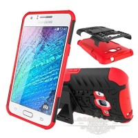 Samsung J7 Core 2015 soft case casing back cover bumper RUGGED ARMOR