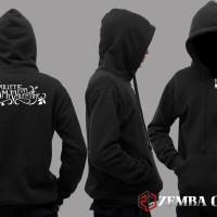 Zipper Bullet For My Valentine - ZEMBA CLOTHING