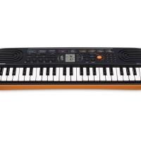 Casio SA-76 SA76 Keyboard Orange