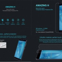 Nillkin Anti-Explosion H Tempered Glass Asus Zoom S - Zenfone 3 Zoom