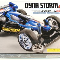 Tamiya 18079 Dyna Storm RS (Super-II Chassis)