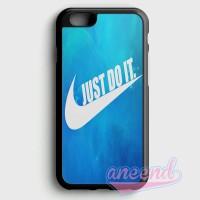 Nike Red Splash Casing iphone 6/6S Custom Hard Case
