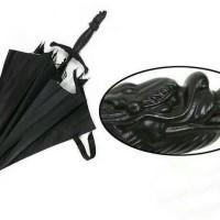 Jual Payung Samurai Payung pedang gagang samurai Umbrella ninja Murah