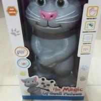 Tomcat Dongeng - Mainan Talking Tomcat