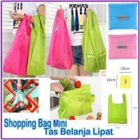 Jual Baggu Bag Tas Mini Belanja Praktis Portabel Murah