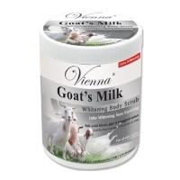 Jual Vienna Goat's Milk Whitening Body Scub - Lulur Susu Kambing 1 kg Murah