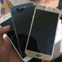 Samsung S6 32GB Second Like New FISIK 99% (UNIT OLY) Warna Lengkap
