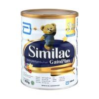 SIMILAC Gain Plus Susu Pertumbuhan Tin 850g / 850 g