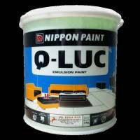 Cat Tembok Q-Luc Nippon Paint 5 kg