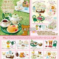 Jual PROMO READY Re-ment rilakkuma british tea ready Murah