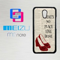 Casing Hp Meizu M2 Note Wizard Of Oz Quote X4540