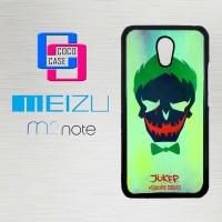 Casing Hp Meizu M2 Note Suicide Squad X4330