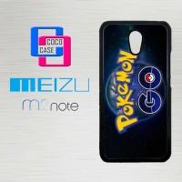 Casing Hp Meizu M2 Note pokemon go X4671