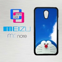 Casing Hp Meizu M2 Note Doraemon Stand By X4291