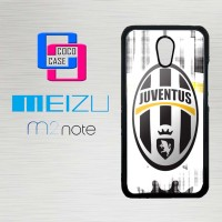 Casing Hp Meizu M2 Note Juventus X4303
