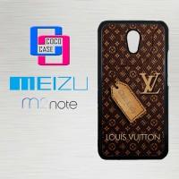 Casing Hp Meizu M2 Note Louis Vuitton X4225