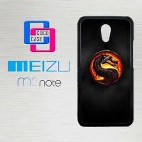 Casing Hp Meizu M2 Note Mortal Kombat X4600