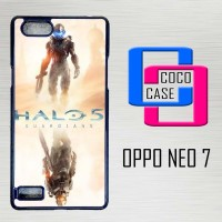 Casing Hardcase Hp Oppo Neo 7 Halo 5 Guardians X4152