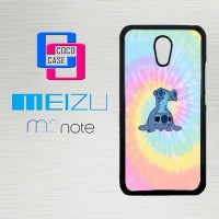 Casing Hp Meizu M2 Note Stitch Tie Dye X4544