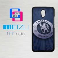 Casing Hp Meizu M2 Note Wallpaper Chelsea 3D X4620