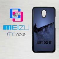 Casing Hp Meizu M2 Note nike 3d wallpaper  X4602