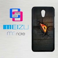 Casing Hp Meizu M2 Note Asus Dark Logo X4566