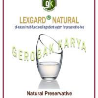 Lexgard Natural | Natural Cosmetic Preservative | 30 ml