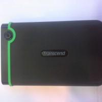 Jual Transcend Storejet 25M3 1TB / Hard Disk External USB 3.0 New Murah