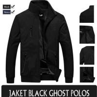 Jaket WP Black Ghost Polos