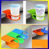 Jual Penjepit Gelas / Jepit Pegangan Cangkir di Meja (Cup Clip) Murah
