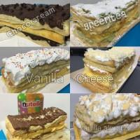 Jual Nutella Snowy cake Murah