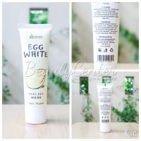 [HANASUI] Egg White Peel Off Mask Hanasui BPOM / Original 100%