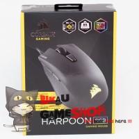 Jual Corsair Harpoon Gaming RGB Mouse (2 Tahun garansi Resmi) Murah