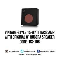 Behringer Bass Combo Amplifiers THUNDERBIRD BX108