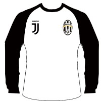 reglan long sleep -Logo Juventus - KG13 STORE