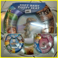 Jual Soft Potty Baby Seat Handle - Ring Closet, Toilet Training Murah