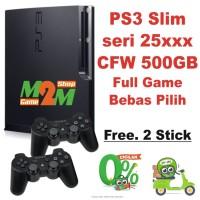 PS3 Slim CFW 500GB cech 25xx SONY Playstation 3