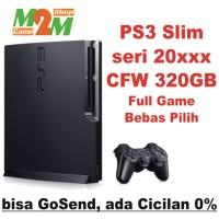 PS3 Slim CFW 320GB CECH 20xx Sony Playstation 3