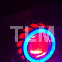 Jual Lampu LED Cree PROJIE Flash Iron Motor & Mobil TORNADO-NANAS AE-DE Murah