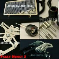 harga Paket Hemat 2 Produk Agna For Honda Cbr250rr Frame Slider Tail Tidy Dl Tokopedia.com
