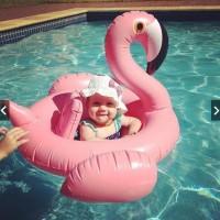 Jual Ban Renang Pelampung Renang Anak Angsa Swan Pink Murah