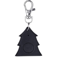 Jual Bluetooth Tracker Model Pohon Natal - Black Murah