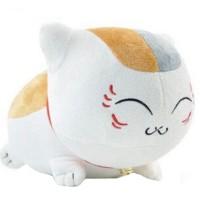 Boneka Kucing Natsume Yuujinchou 'Nyanko-sensei' Madara Smile ukuran L