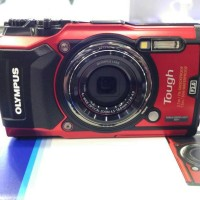 OLYMPUS TOUGH TG-5 UNDERWATER KAMERA