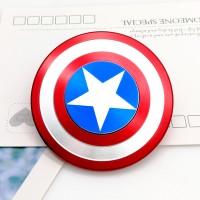 Jual Captain America Fidget Spinner Metal Q810 hand kapten amerika Murah