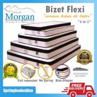 Morgan Biznet Flexi PlushTop 24 cm Matras Orthopedic Tanpa Per 160x200