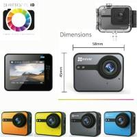 Action Camera/Kamera EZVIZ S1c FULL HD TouchScreen LCD+Case Waterproof