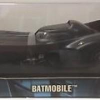 RARE Hot Wheels Metal Collection Batmobile 2004 1/18 Scale Diecast NIB