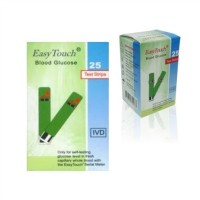 Jual Jual Strip-Stik Gula darah-Glucose Easy Touch GCU Murah